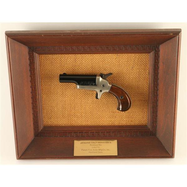Colt 4th Model Derringer .22 Short NVSN