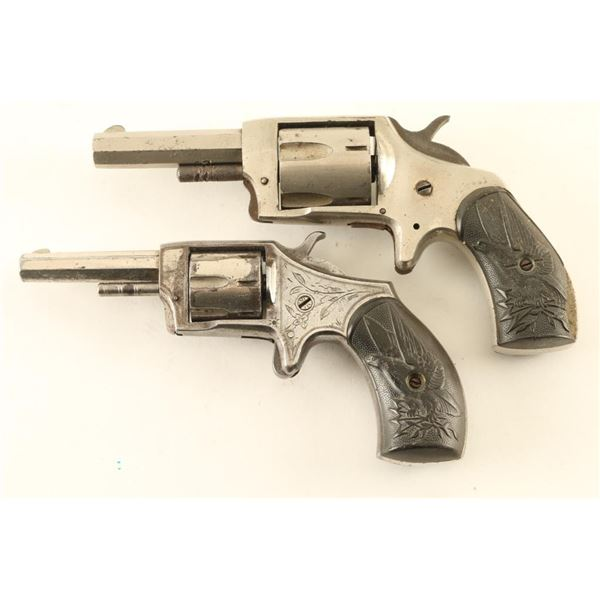 "Collection of 2 ""Defender"" Revolvers"