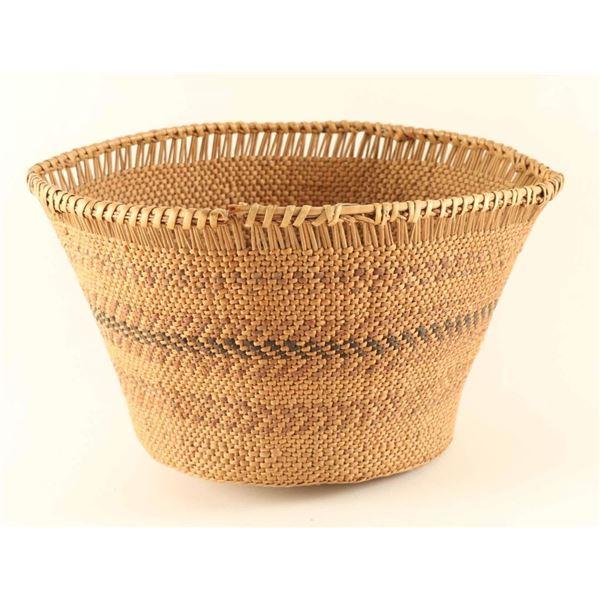 Piaute Twined Basket
