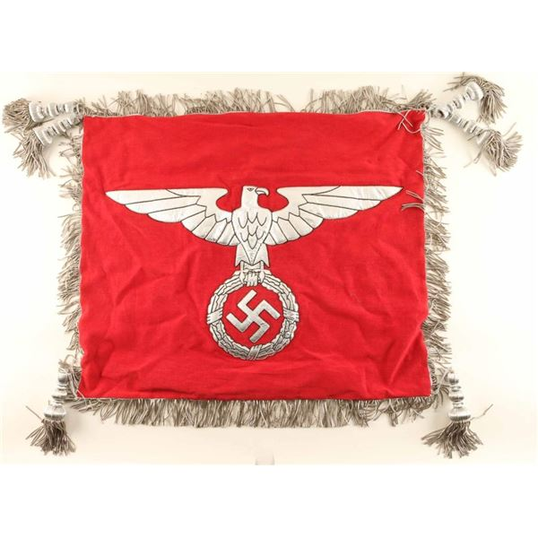 German WWII Banner Flag