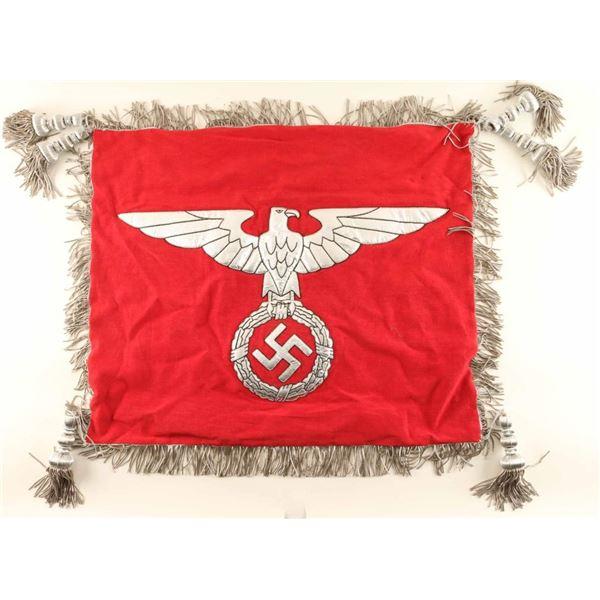 German WWII Banner Flag