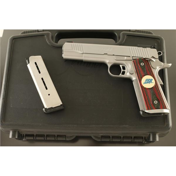 Kimber Team Match II 45acp SN: K124924