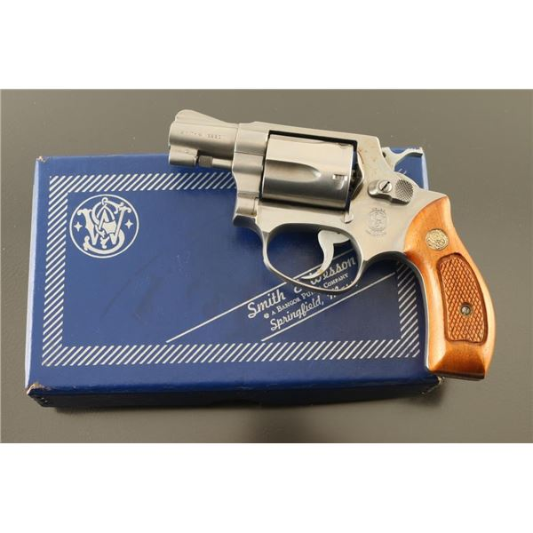 Smith & Wesson 60 .38 Spl SN: R298660