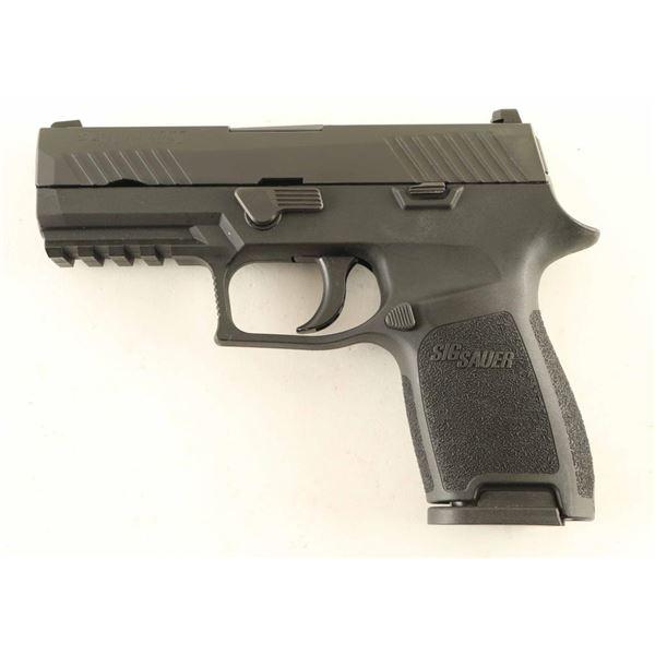Sig Sauer P320 9mm SN: 58B226805