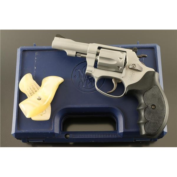 Smith & Wesson 317-1 22LR SN: CCU5573