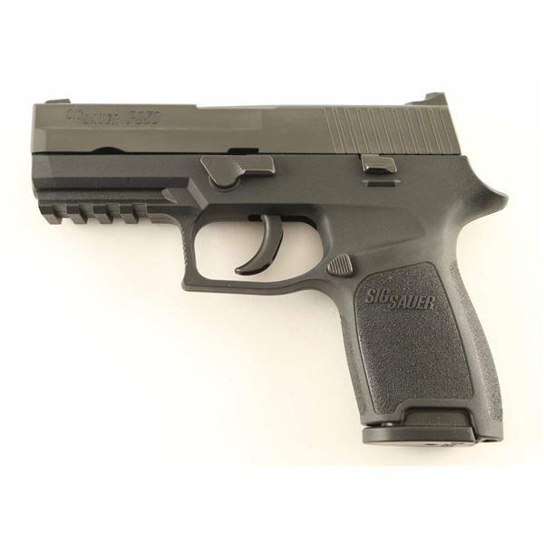 SIG Sauer P250 9mm SN: EAK177176