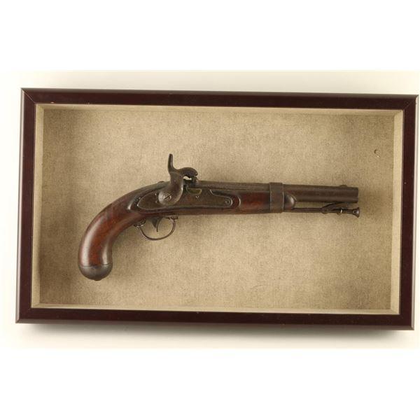US Model 1836 Percussion Conversion Pistol
