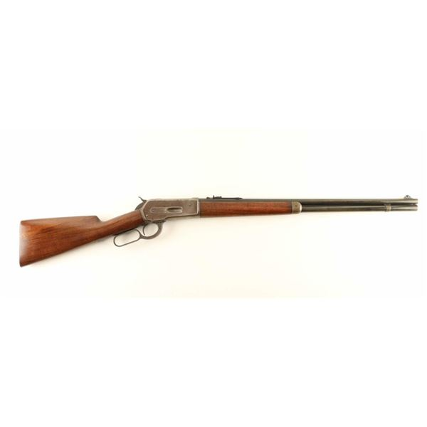 Winchester Model 1886 .33 WCF SN: 146658