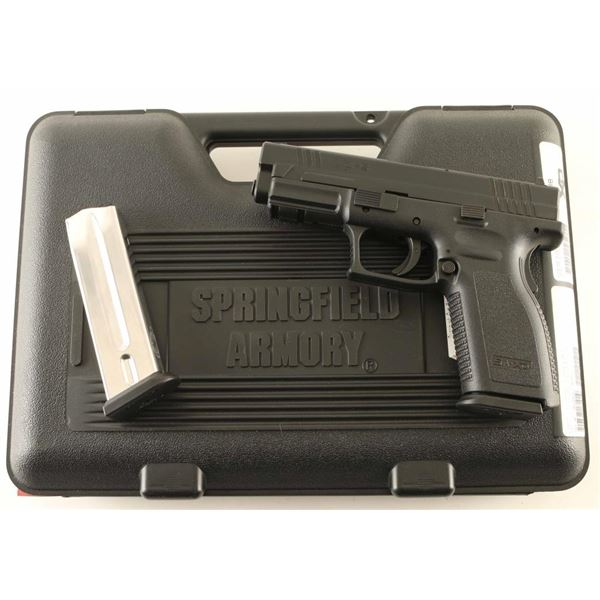 Springfield XD-9 9mm SN: AT190738