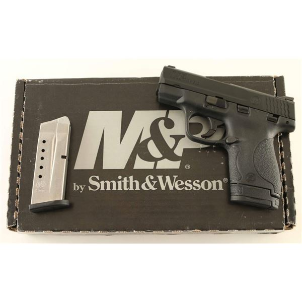 Smith & Wesson M&P Shield 9mm SN: HUC0402