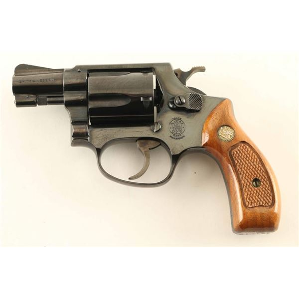 Smith & Wesson 36 38SPL SN: J19166