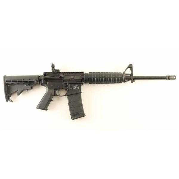 Smith & Wesson M&P-15 5.56mm SN: TH69649
