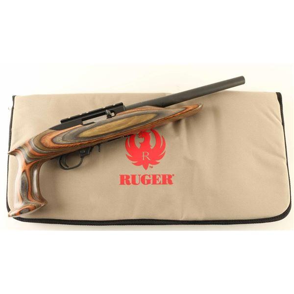 Ruger 22 Charger 22LR SN: 490-00327