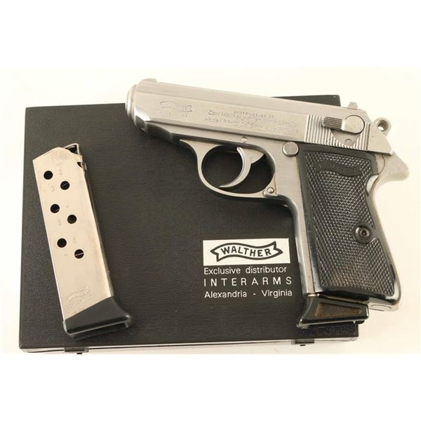 Walther PPK/S .380 ACP SN: S013179