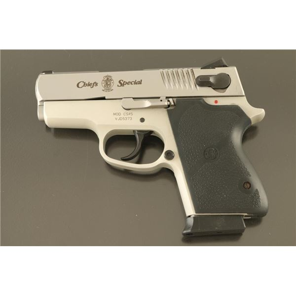 Smith & Wesson CS45 .45 ACP SN: VJD5373