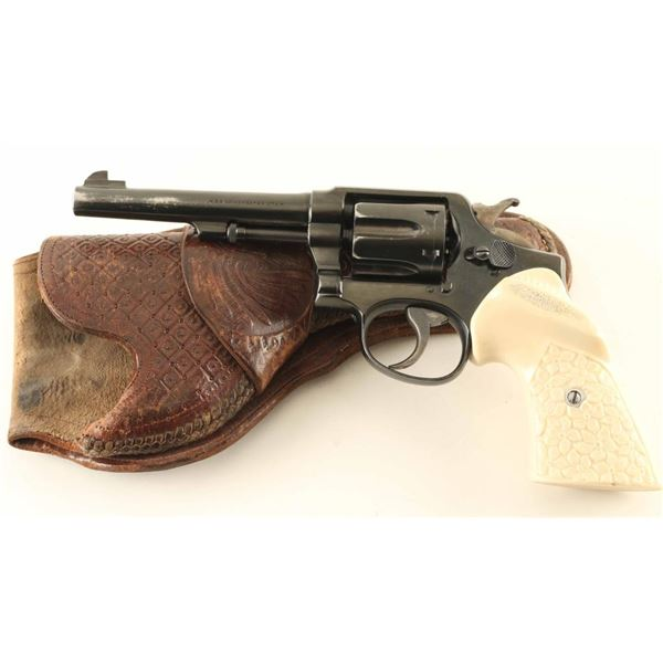 Smith & Wesson Hand Ejector 32WCF SN: 28683