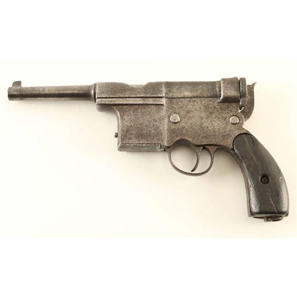 Charola y Anitua Pistol 7mm 10235