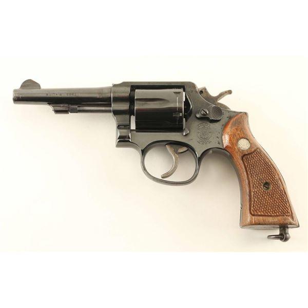 Smith & Wesson Model 10-7 38SPL SN: AEP9088