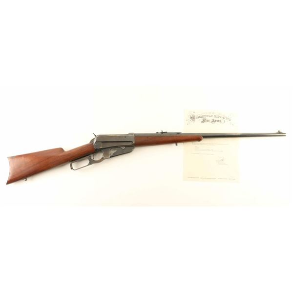 Winchester Model 1895 .35 WCF SN: 38235