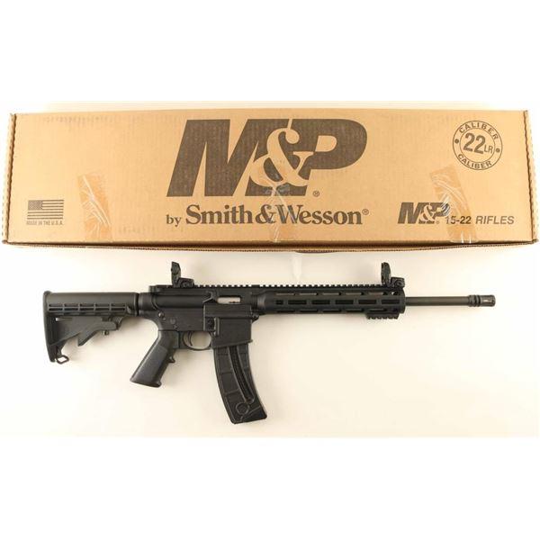 Smith & Wesson M&P 15-22 22LR SN: DFL5213