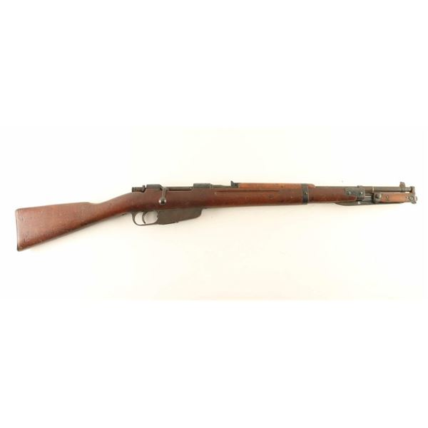 Re Terni 1938 Short Rifle 7.35mm SN: U5755