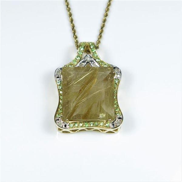Fantastic 30.00-35.00 carat Rutile Quartz,