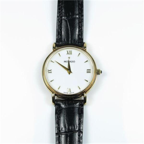 Men's Classic Swiss Made Movado Watch