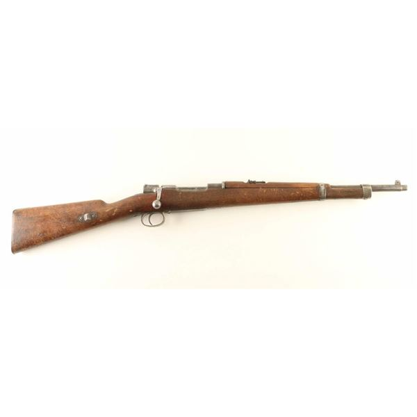 DWM Mexican Mauser 7x57mm SN: 1013