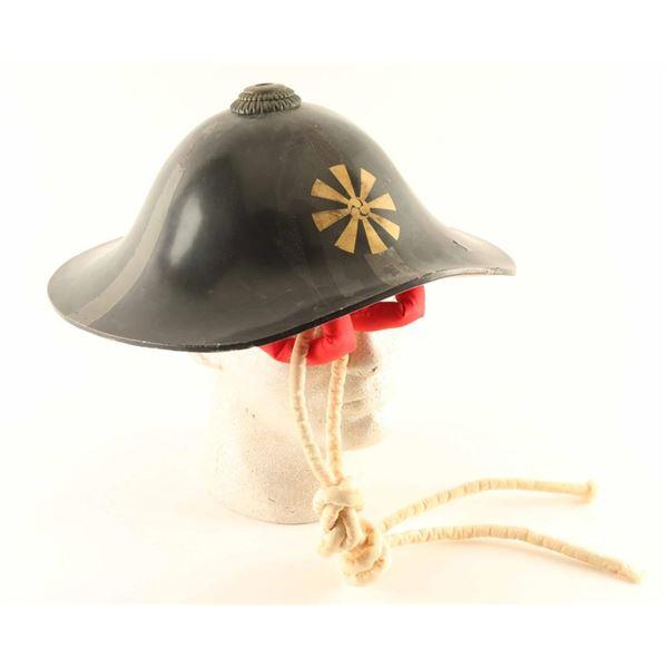 Vintage Japanese Jingasa Hat.