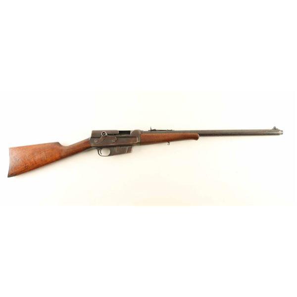 Remington Model 8 30 Rem SN: 63209