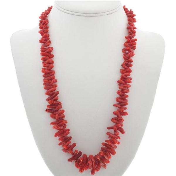 Lot of (2) Navajo Necklaces