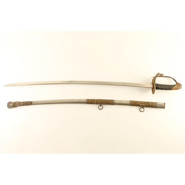 Knights of Pythias Sword