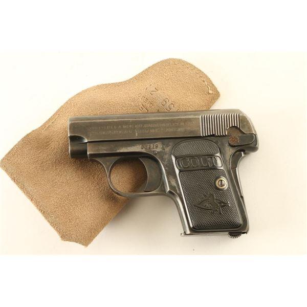 Colt 1908 Vest Pocket .25 ACP SN: 53219