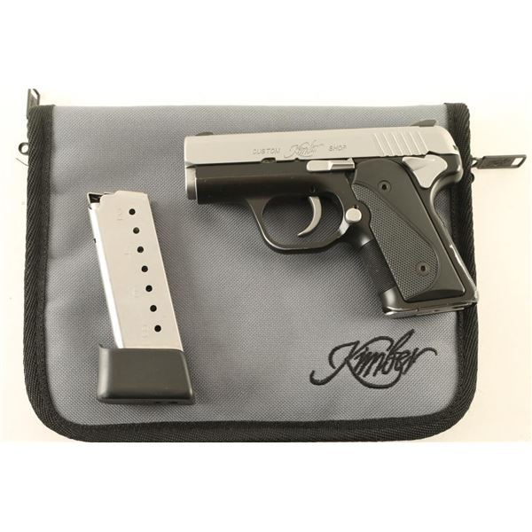Kimber Solo CDP 9mm SN: S1133189