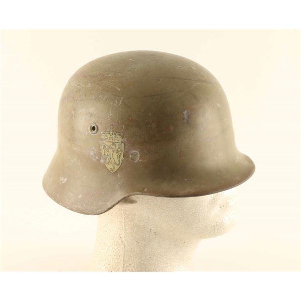 German WWI M40 Helmet
