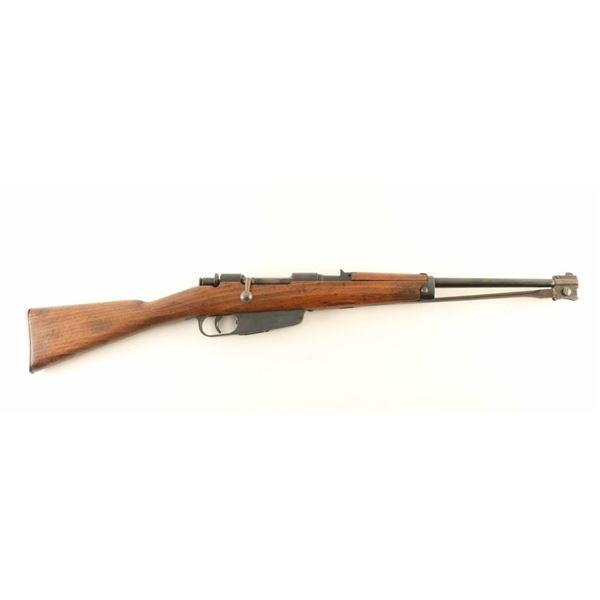 Carcano 1891 Carbine 6.5mm SN: V2877