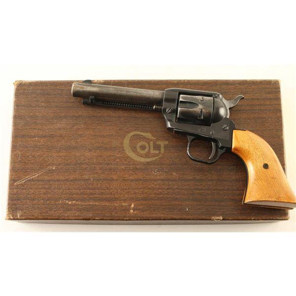 Colt Frontier Scout 22LR SN: 40970F