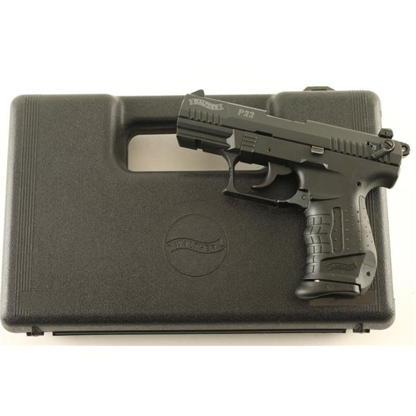 Walther P22 22LR SN: L131869