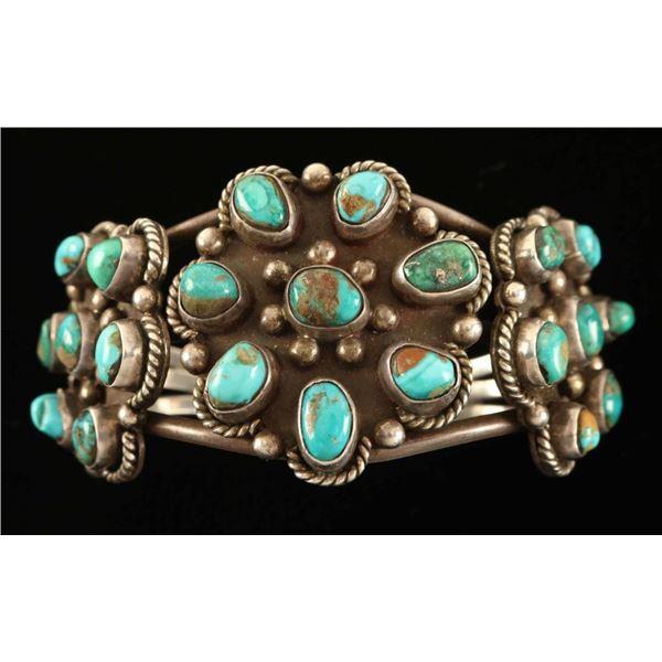Bisbee Cluster Bracelet