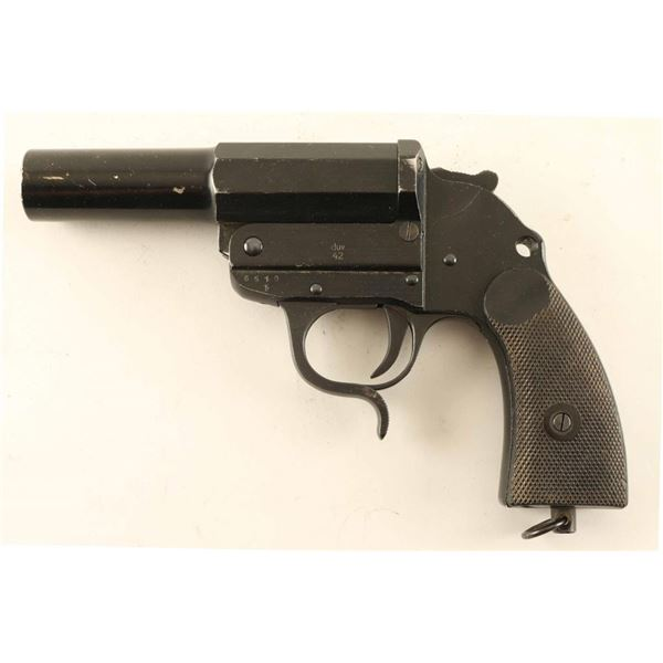 German 1942 27mm Flare Pistol