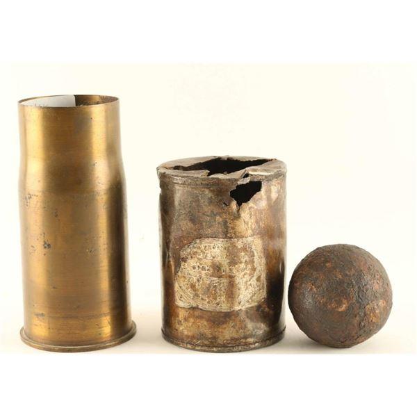 Mortar Lot