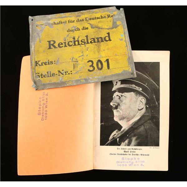 German Nazi Era Collectors Lot