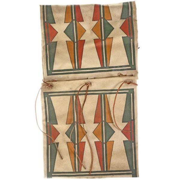 Indian Parfleche Bag Replica