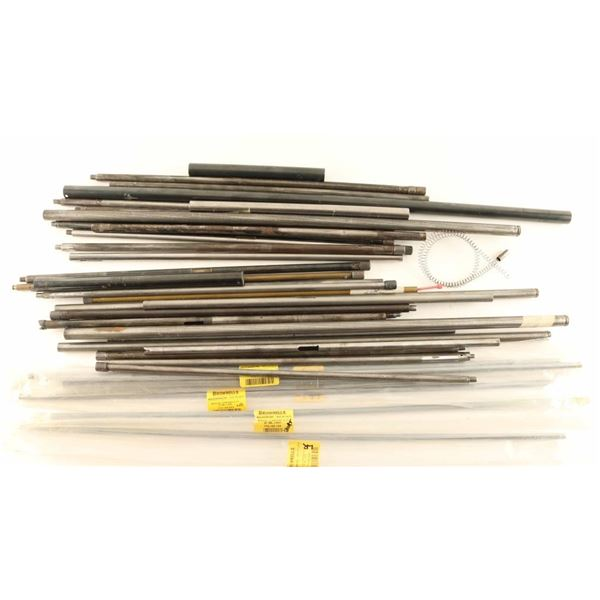 Assortment of Winchester tubes and liners