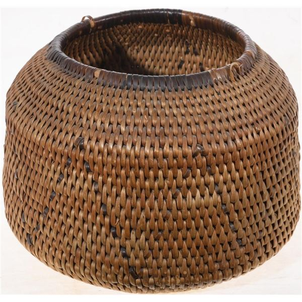 Hand Woven Olla Basket