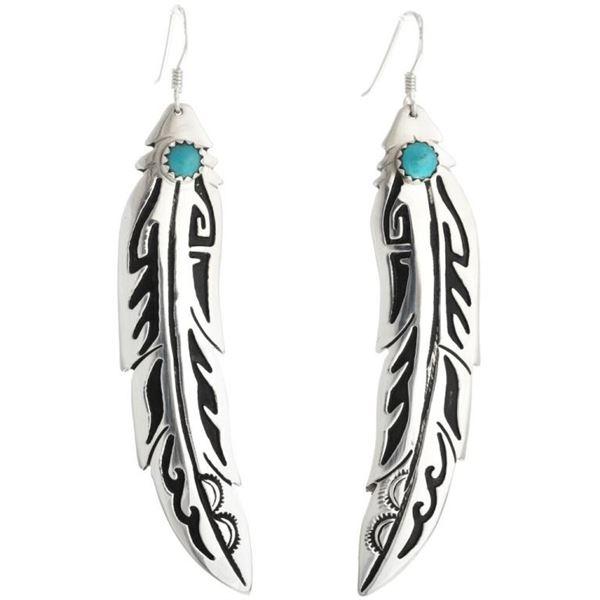 Lot of 3 Native American Earrings