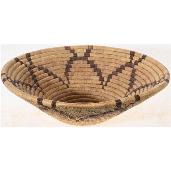 Hand Woven Seri Tribe Star Basket