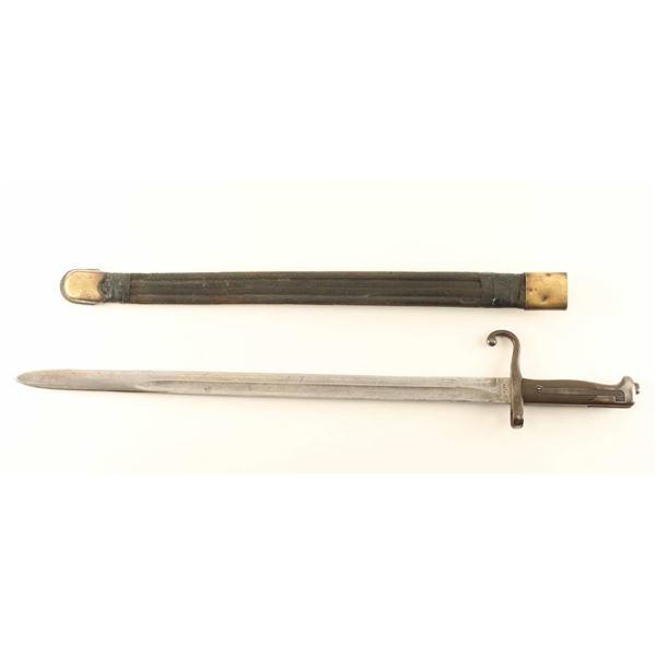Italian Sword Bayonet