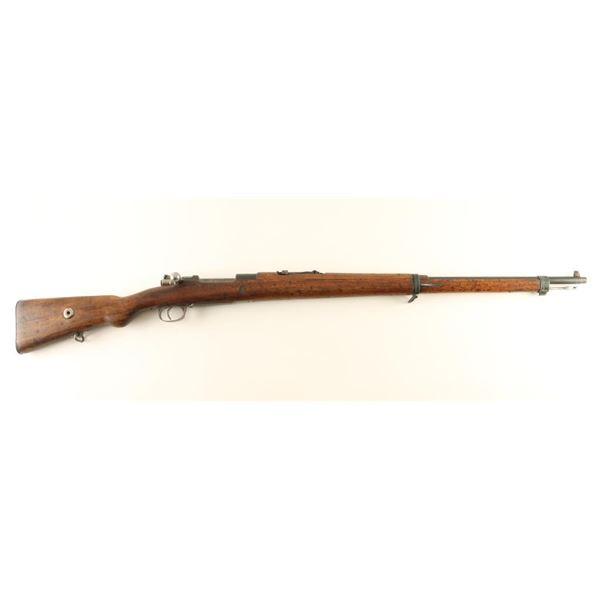 Turkish Model of 1938 8mm Mauser SN: 227386