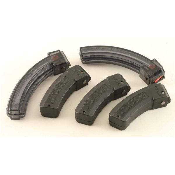 Lot of Ruger 10/22 Magazines